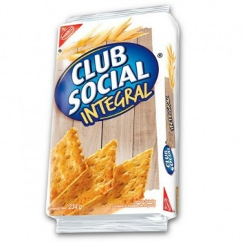 Club Social Integral x 9 Uds