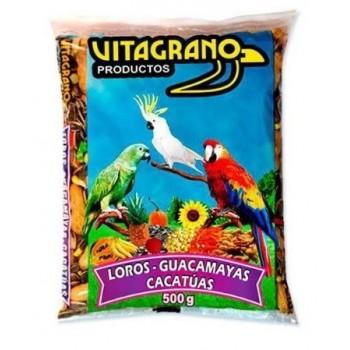 Alimento Loros, Guacamayas...