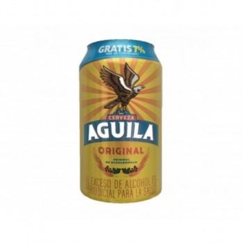 Cerveza Aguila Original...