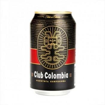 Cerveza Club Colombia Negra...