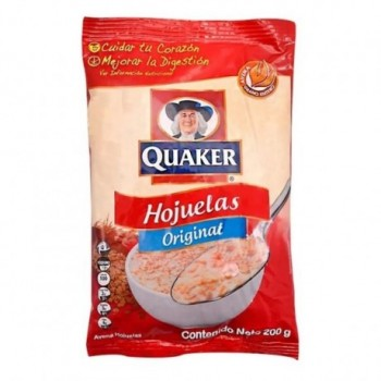 Avena en Hojuelas Quaker...