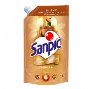 Sanpic Vainilla x 1L