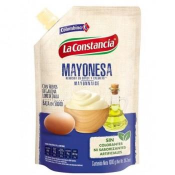 Mayonesa La Constancia x 1000g