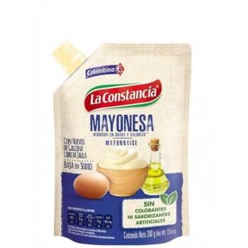 Mayonesa La Constancia x 380g