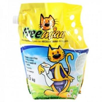 Arena Para Gato Free Miau x...