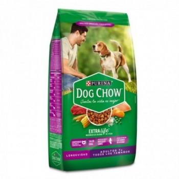 Dog Chow Adul 7+ Todos Los...