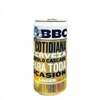 Cerveza BBC La Cotidiana...