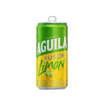 Cerveza Aguila Fusion Lata...
