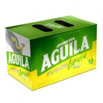 Cerveza Aguila Fusion...