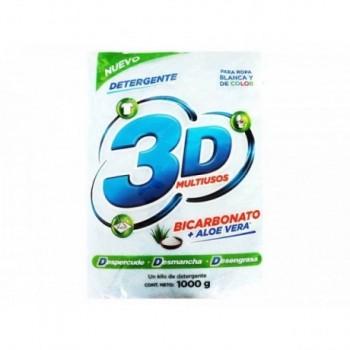 Detergente 3D...