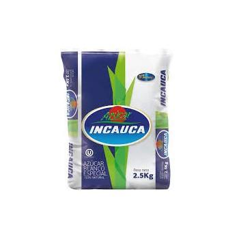 Azúcar Blanca Incauca x 2.5 Kg