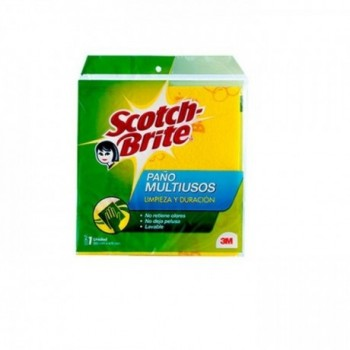 Scotch-Brite Paño Multiusos