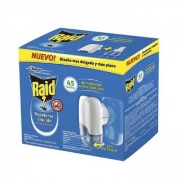 Raid Repelente Liquido +...