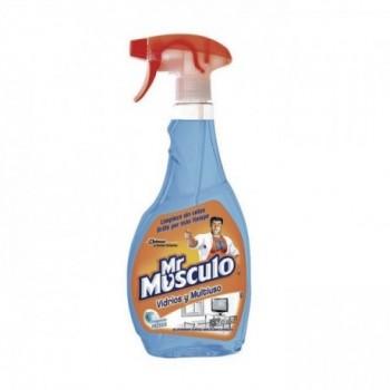 Limpia vidrios Mr Musculo x...