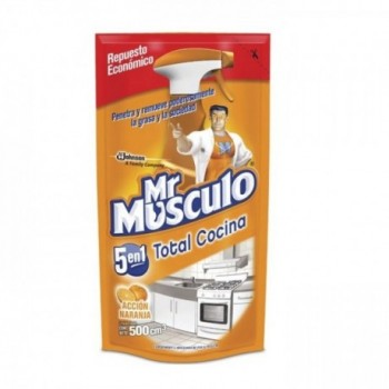 Mr Musculo Cocina Doy Pack...