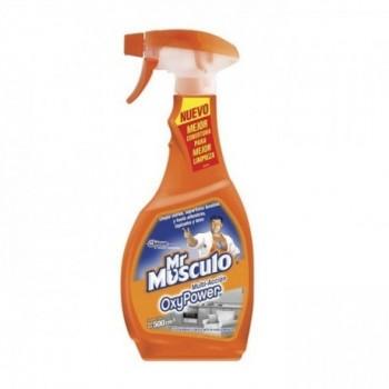 Mr Musculo Multi Acci_n x...