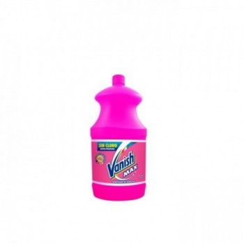 Vanish Max Liquido Rosa x...