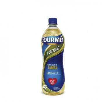 Aceite Canola Gourmet x...